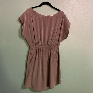 One Clothing Cap Sleeved Dress